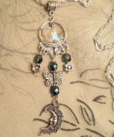 Nyx's summer eve-necklace by Destinyfall