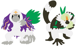 Oranguru and Passimian Base