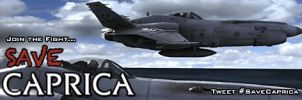Save Caprica Banner 9 by BSG75