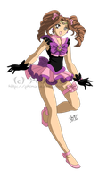 Sailor Indrani by PhiMouse