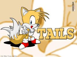 Tails Miles Prower Gift by leinad56