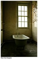 Bath Tub - West Park Hospital by confuz