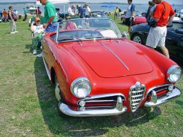 Resurrected Alfa Romeo by DarkWizard83