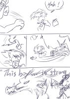 Rayman doodle comic:meet Dragon p5 by amberday