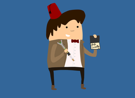 1. The Doctor by brobe