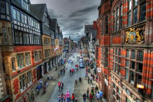 Chester street 1 by JWalkerimages