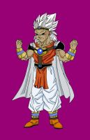 Dragon Ball OC Emperor King Madras by Teoma-The-Naraotor