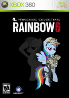 Rainbow 6 by thelilpallywhocould