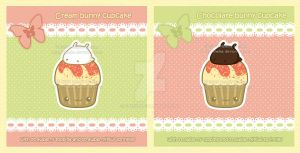 .:bunny cupcakes:. by sheike