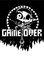 PSX dark side series - game over by Zillion