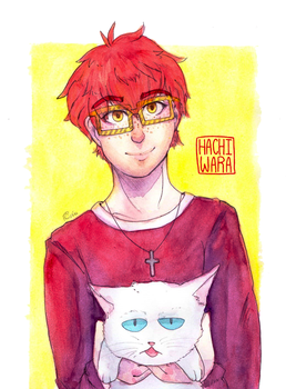 707 and Elly by Hachiwara