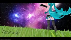 MMD - Miku Dreamy Theater Far Away (Edited Ver.) by MikuHatsune01