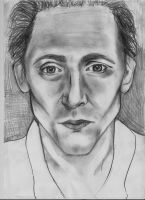 Tom Hiddleston (in progress) by The-Cyclops