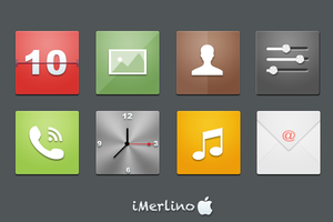 Icons by merlino24