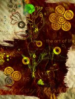The Art of Life by fL0urish