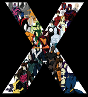 X-Men by FeydRautha81