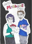 Mothers Day 2015 by CaptainKPeanuts