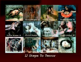 12 Steps To Terror by caddman