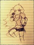 RWBY Yellow by MinyMints