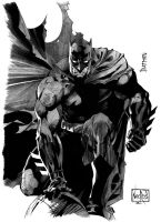 Batman by TheNecros