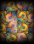 colorfull spirals dgtl by santosam81