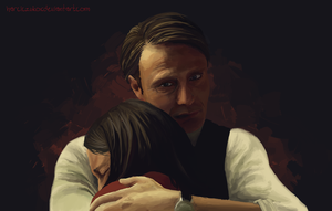 Hannibal s Abigail by HarciCzukor