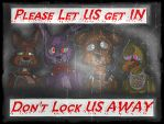 Five Night's at Freddy's - In Or Out - by Inuyashathegreat1