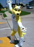 My fursuit is Done by Bloody-Kryptonite