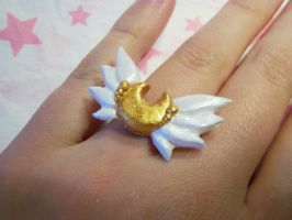 Eternal Sailor Moon Ring by littlemooglet