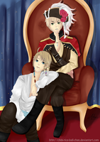 APH - King of Anything by chibi-rice-ball-chan