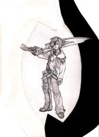 young squall SeeD-old- by django-red