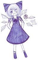 Cirno 9-1-11 by choxie-chan