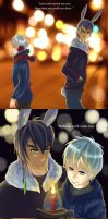 -All I want for Xmas- (JackRabbit) FULLVER by KT-ExReplica