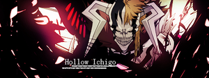 Hollow Ichigo v.2 by Magoblancopower