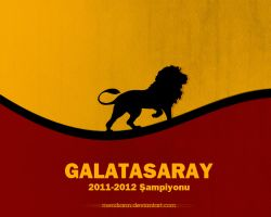 Galatasaray Wallpaper by Meridiann