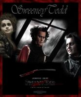 Sweeney Todd Movie Poster by scionjon