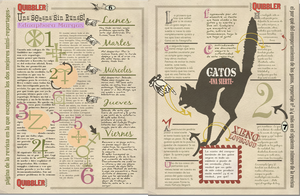 Quibbler. Half blood prince. Spanish version by I-never-stop