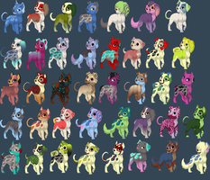 MORE free adopts! (closed) by hearthstoneadopts