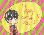 Happy Birthday Shintaro!! by Rina--Dragmirov