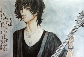 Toshiya - Birthday contest by icebluesea