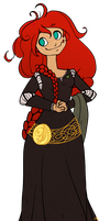 sibyl goes to ren faire by sasshoundsmerdle
