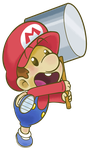 Collab entry: Baby Mario! by makimi