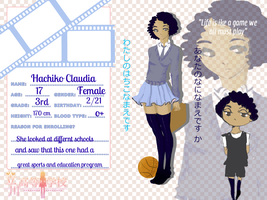 TH App: Hachiko Claudia by Aiumon