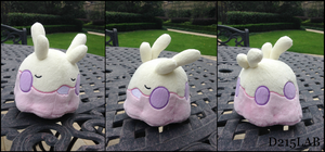 Shiny Goomy plush by d215lab