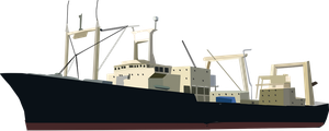 Whaling ship by OceanRailroader