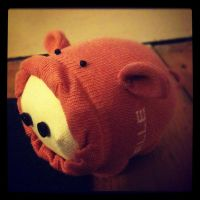 Elle the Pig by loopylass14uk