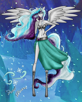 Anthro Frost Heart by MoonPhoxx