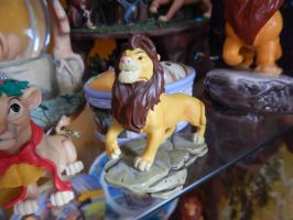 Lion King Simba Figure by OliveTree2