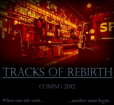 Tracks of Rebirth - poster 1 by RontheHedgehog