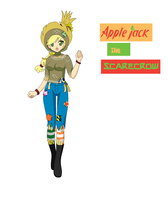 Apple Jack's Nightmare Night Costume by Mattmankoga